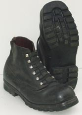 Swiss Army 1960's -1970's Mountaineering Boots