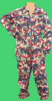 "Swiss Army Leibermuster ""Alpenflage"" Camo Kombis or Tanker's Coveralls"