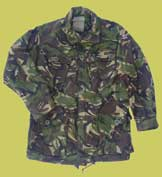 British Armed Forces Pattern 95 Lightweight DPM Camo Field Jacket