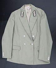 East German Infantry Officers Tunic