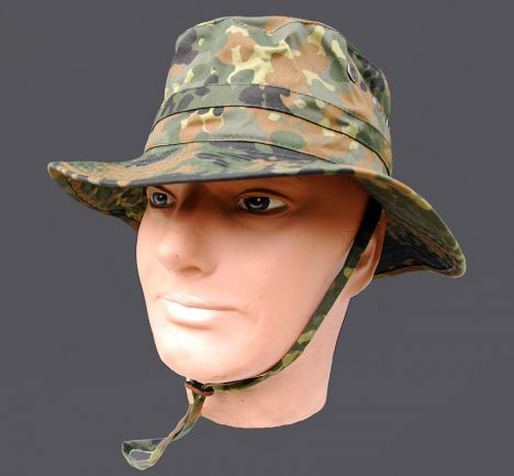 German Flectarn Boonie Hat