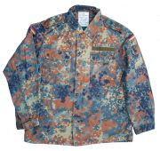 German Army (Bundeswehr) Flectarn Camo Field Shirt