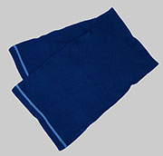 German Navy (Bundesmarine) Blue Scarf