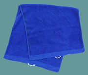 German Military Blue Terry Cloth Towels