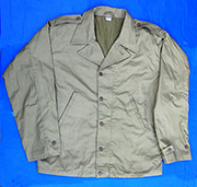 "US GI WWII Reproduction M-41 ""Parson's"" jacket, Size 42 R"