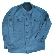 "Swiss Army Denim Work Jacket 44"" Chest-New!"